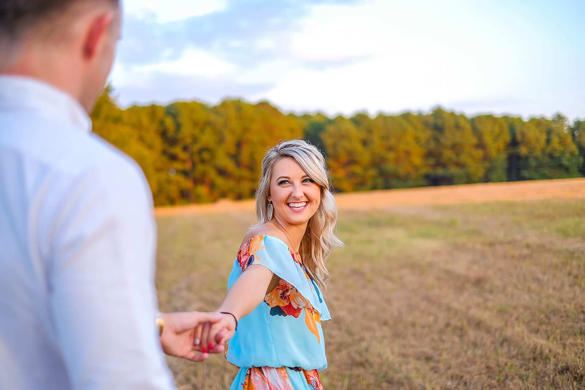 Engagement Session by The Nixons Photography